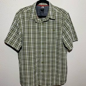 THE NORTH FACE Men's Large Casual Button Down